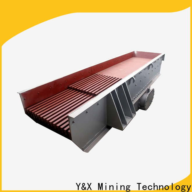 YX feeder vibrator series for mine industry