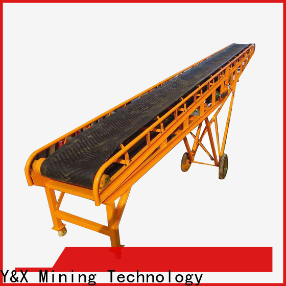 stable conveyor belt cost with good price on sale