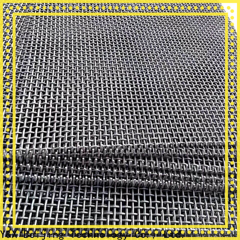 YX buy metal mesh screen series for promotion
