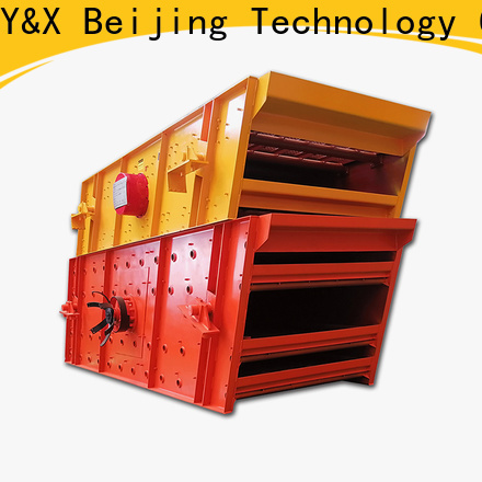 high-quality vibrating screening equipment factory direct supply mining equipment