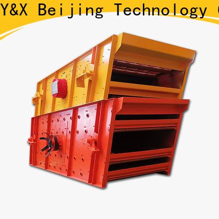 high-quality vibrating screening equipment factory direct supply mining equipment