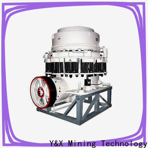 YX quality single cylinder hydraulic cone crusher series for promotion