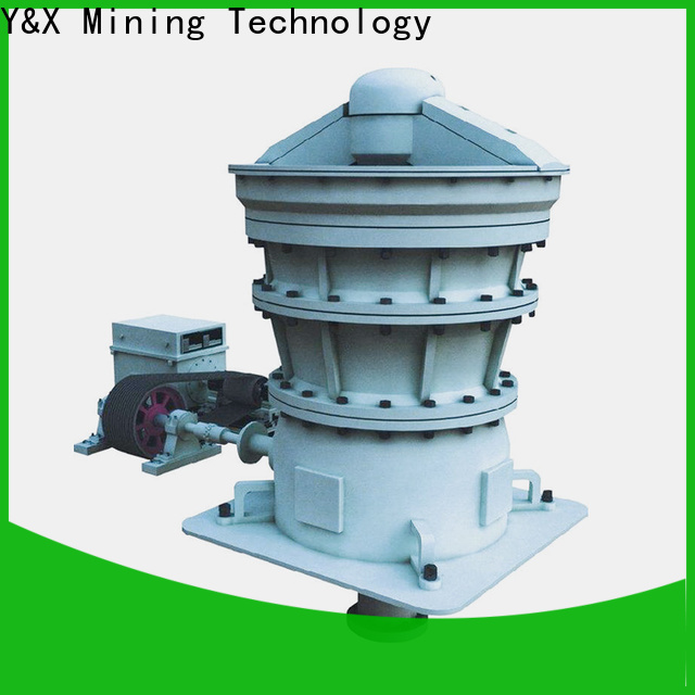 YX best value simmons cone crusher factory direct supply for mine industry