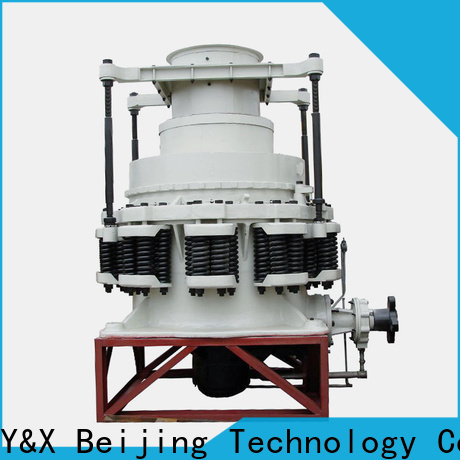 YX best price spring cone crusher pyb pyz pyd series from China on sale