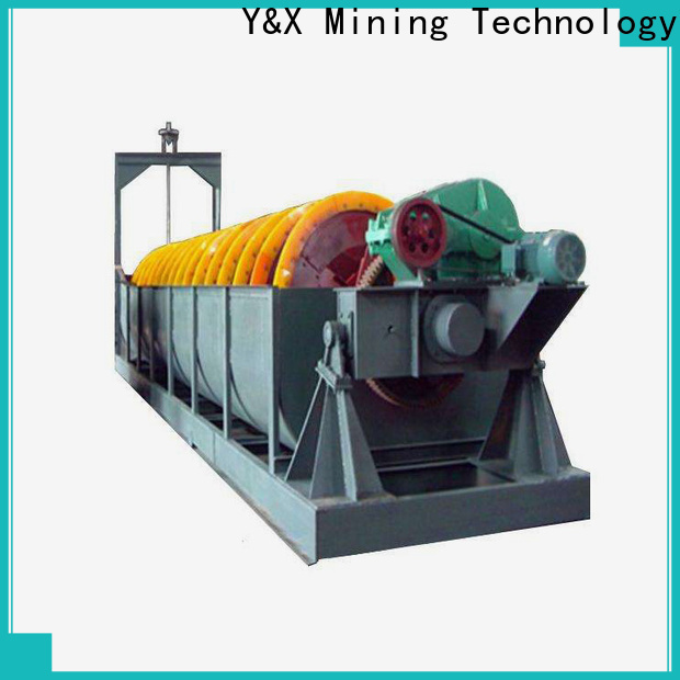 YX top selling classifying cyclone factory for promotion