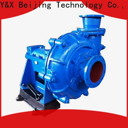 YX top industrial pumps wholesale used in mining industry