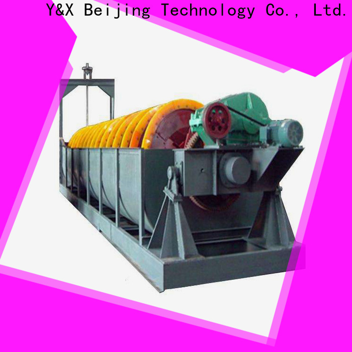 YX professional types of classifiers in mineral processing supplier mining equipment