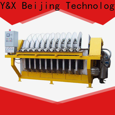 YX vacuum filtration equipment series used in mining industry
