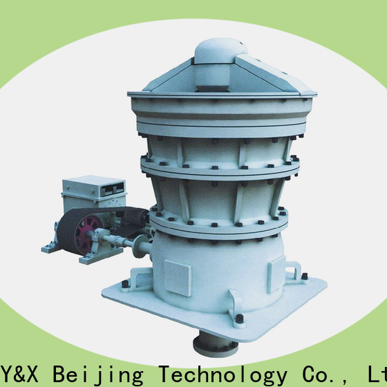 YX best price compound cone crusher best supplier used in mining industry