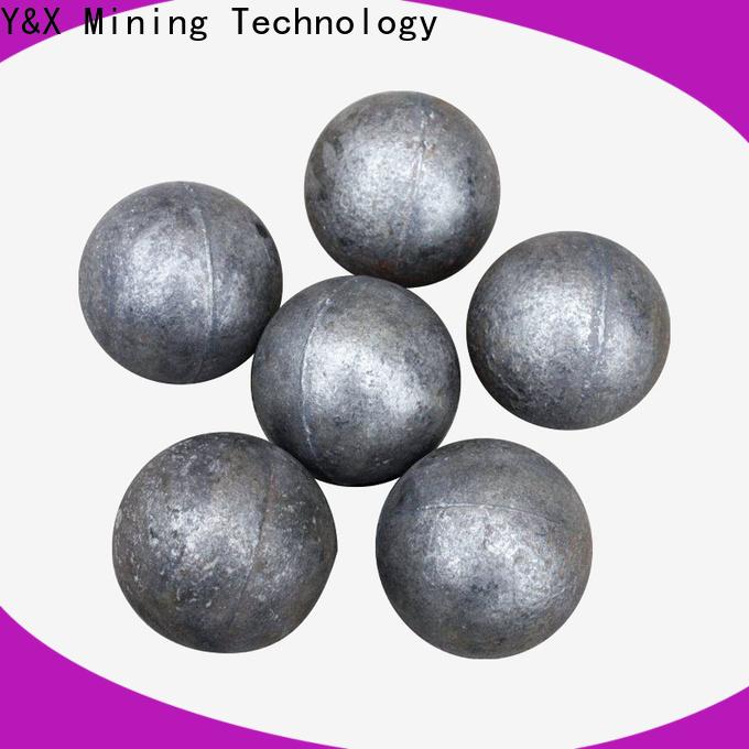 YX chromium steel ball wholesale for mine industry