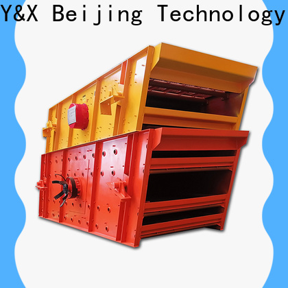 top quality vibrating screen for sale series for mine industry