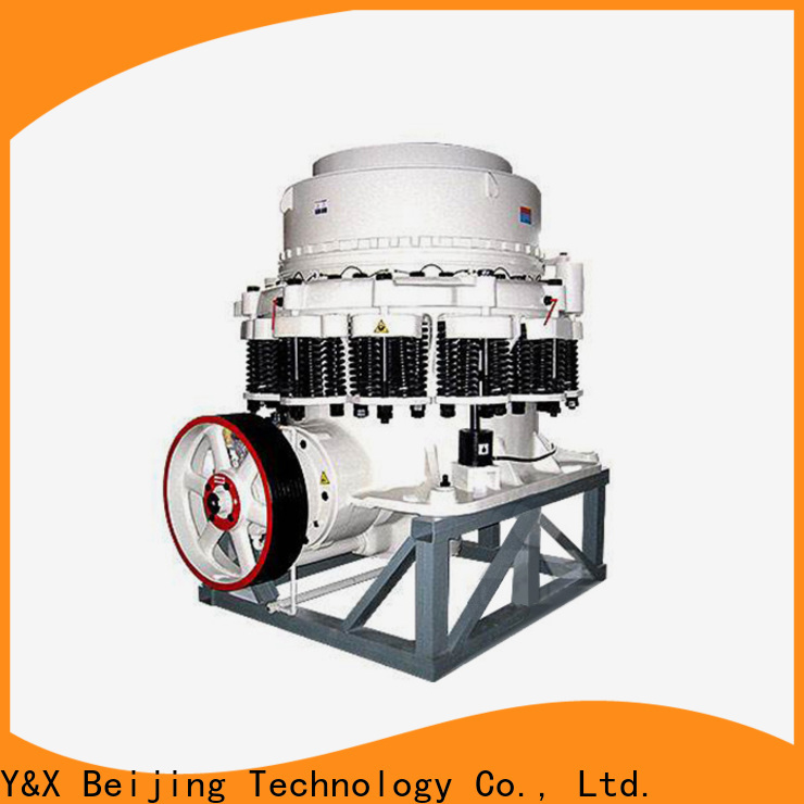 top selling spring cone crusher pyb pyz pyd series manufacturer for sale