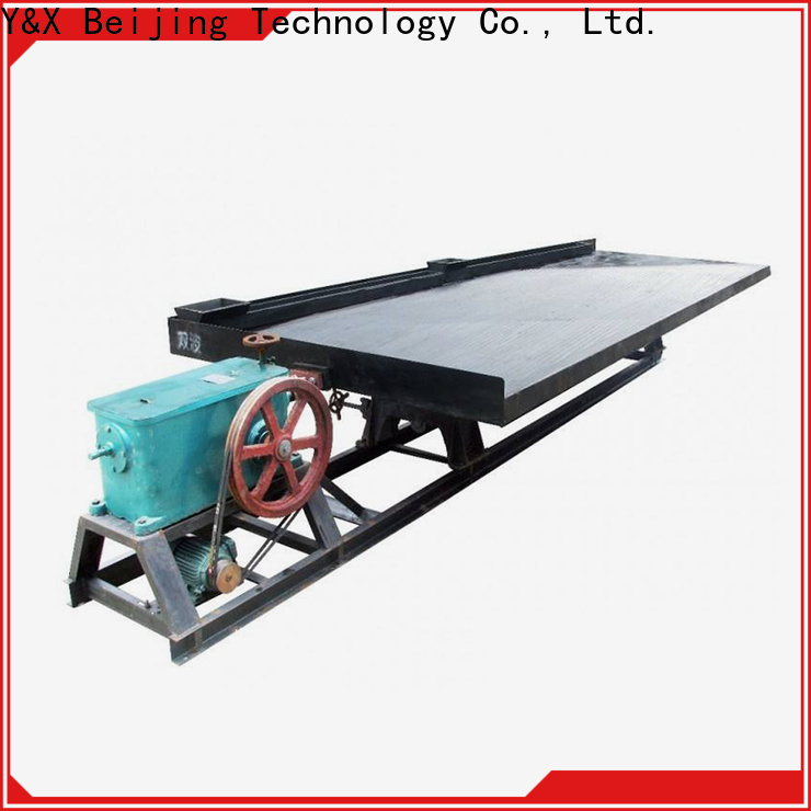 YX jig equipment wholesale for mine industry