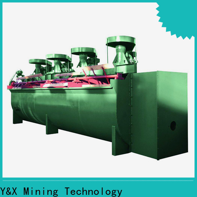 hot selling floatation machine suppliers mining equipment