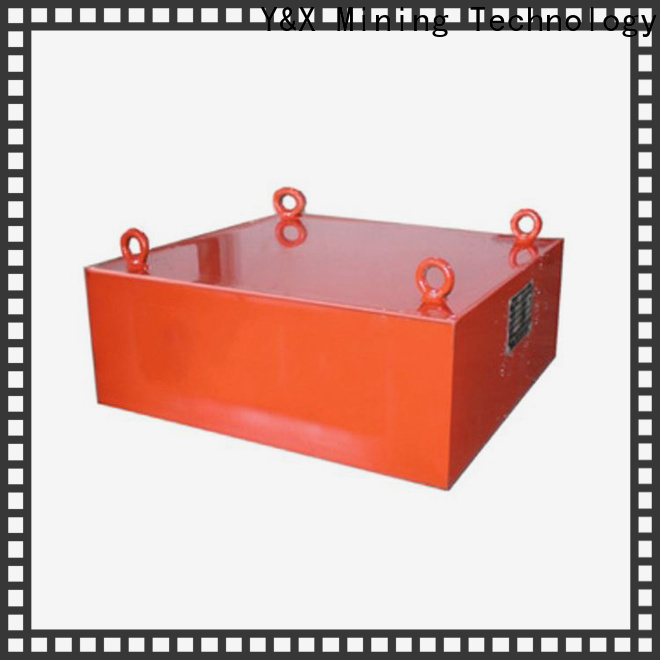 YX latest separator magnetic company for promotion