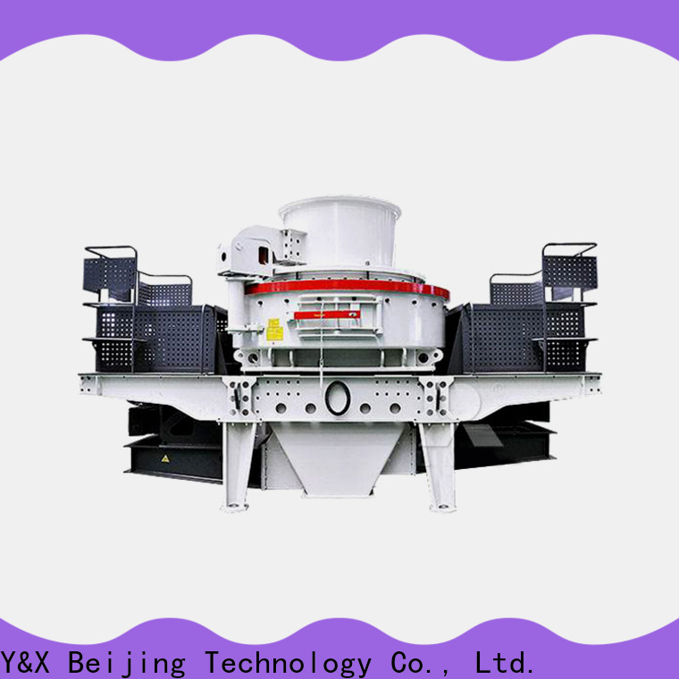 YX hot-sale crushing mining equipment supplier for mining