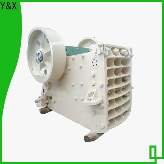 YX new crushing mining equipment supply mining equipment