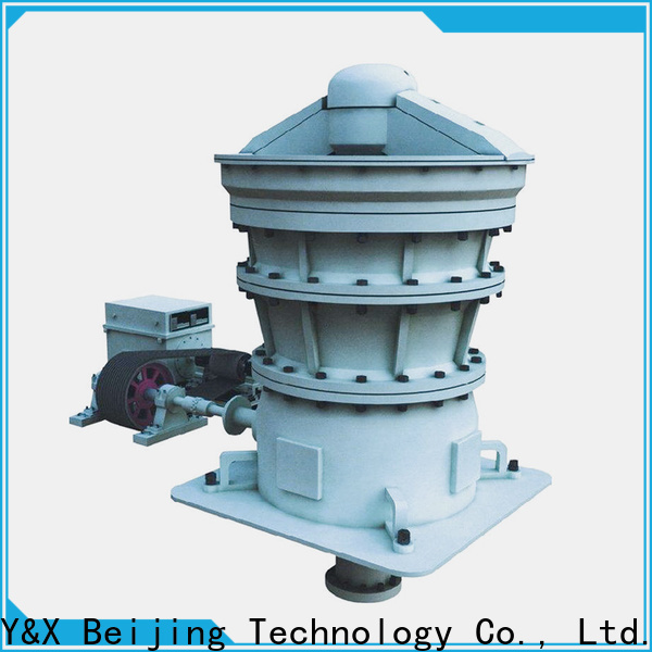 YX the crusher machine factory on sale