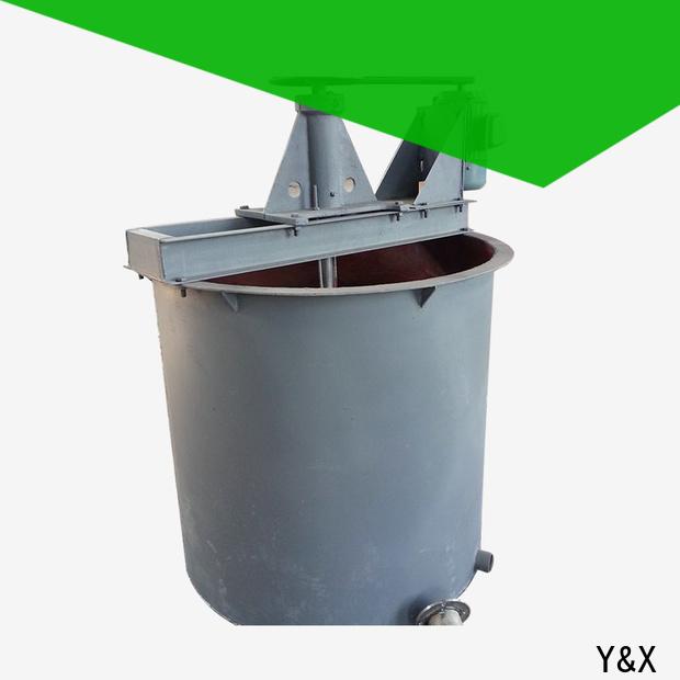 YX stirring tank manufacturer for mining