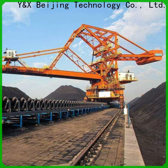 YX automatic mining machine factory direct supply for sale