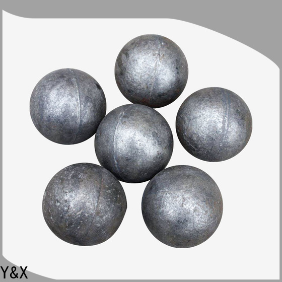 YX hot selling cast steel balls series mining equipment