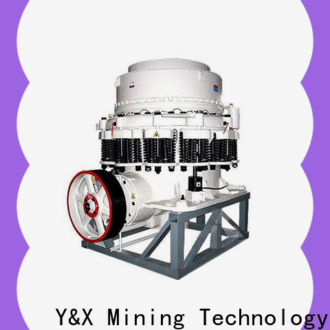 YX mining crusher best manufacturer for sale
