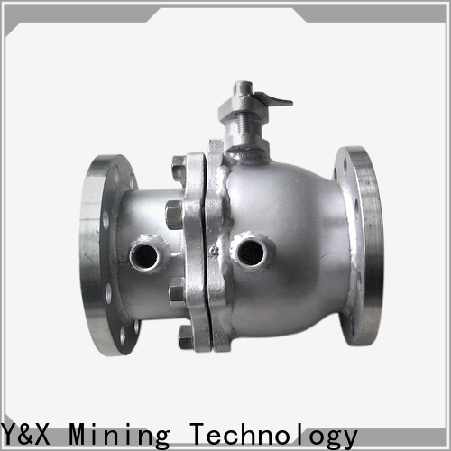 YX factory price mining valve supplier for mine industry
