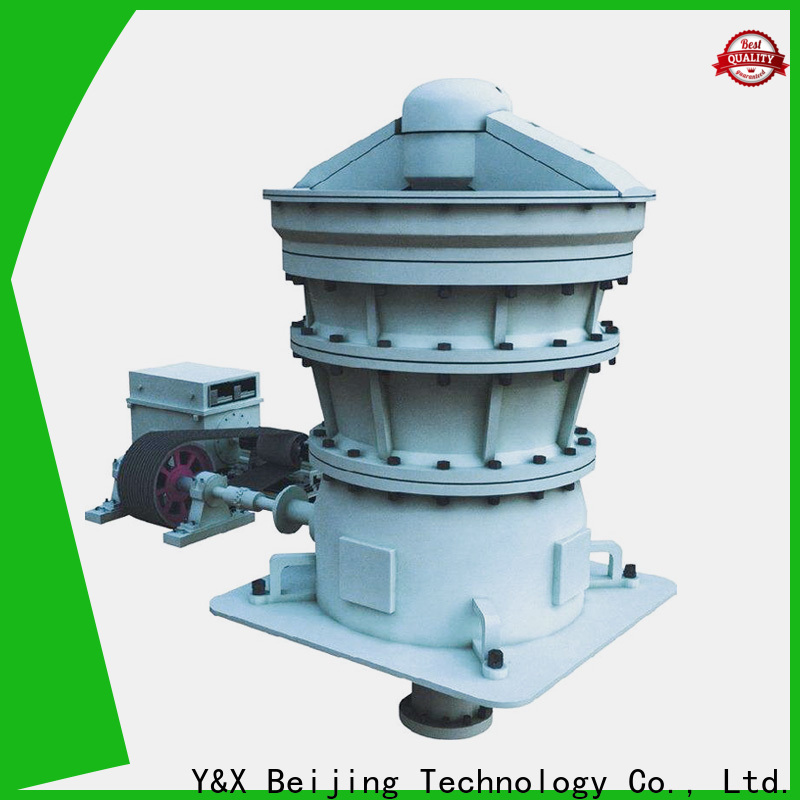 YX new crushing equipment for sale company mining equipment