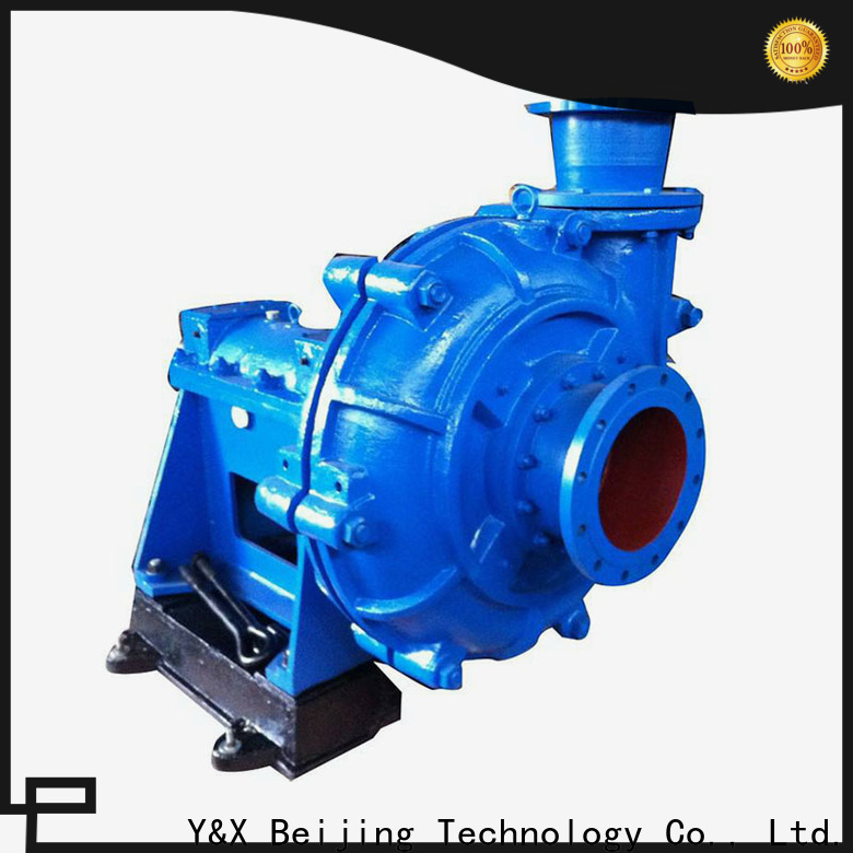 hot-sale slurry tanker pump from China used in mining industry