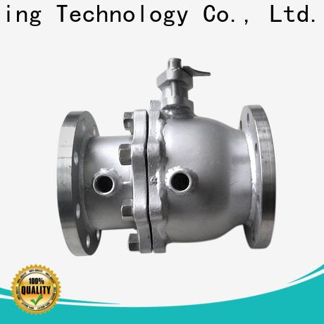 YX vacuum ball valves from China mining equipment