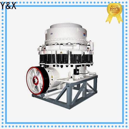YX worldwide the crusher machine company for sale
