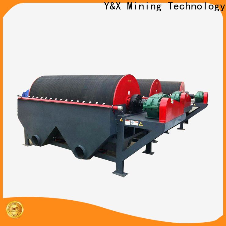 YX magnetic separator for grinding machine supplier mining equipment