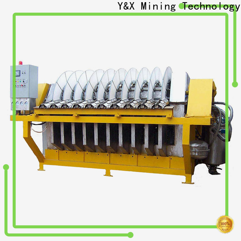 YX high quality filtration equipment inquire now for mine industry