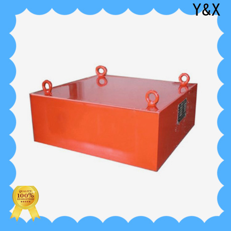 YX energy-saving separator magnetic directly sale used in mining industry