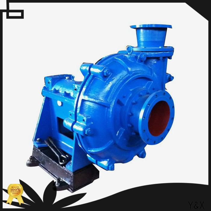 YX top selling slurry vacuum pump best supplier on sale