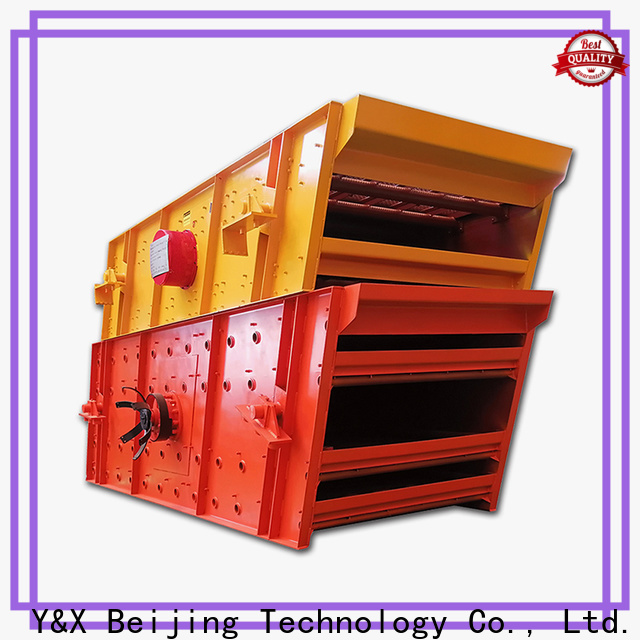 hot selling vibrating screen for sale best supplier used in mining industry