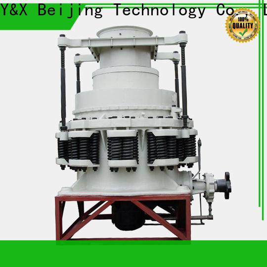 YX top selling crusher machine with good price used in mining industry