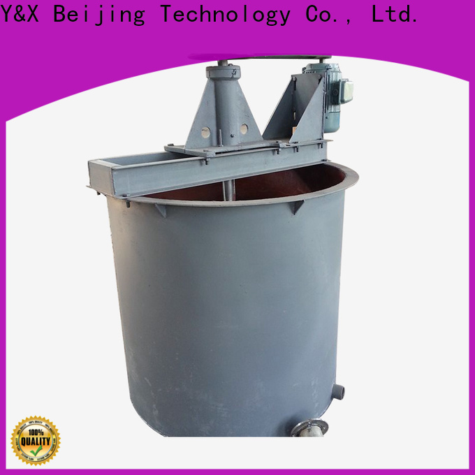 YX mixing tanks for sale manufacturer for mining