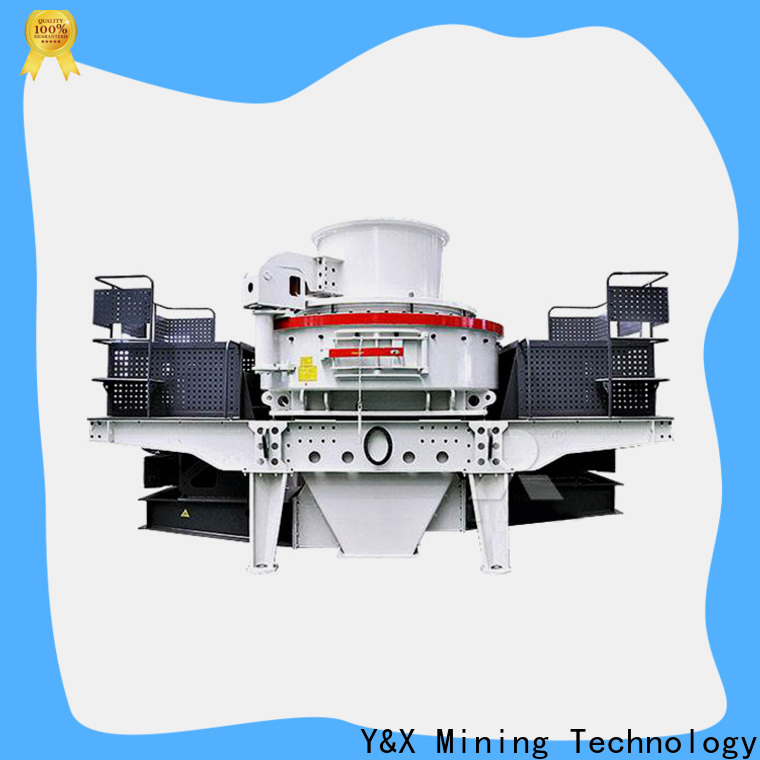 YX the crusher machine factory for mining