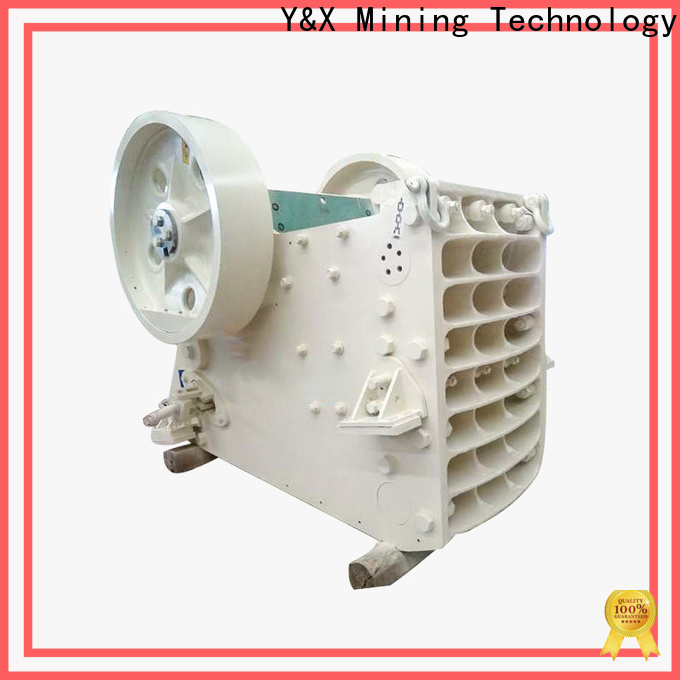 YX factory price hp gp ch cs series cone crusher manufacturer for mining