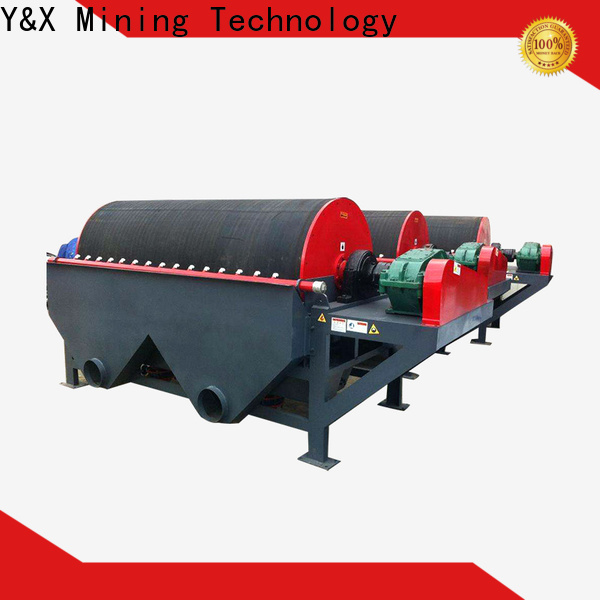 top industrial magnetic separator suppliers for mining