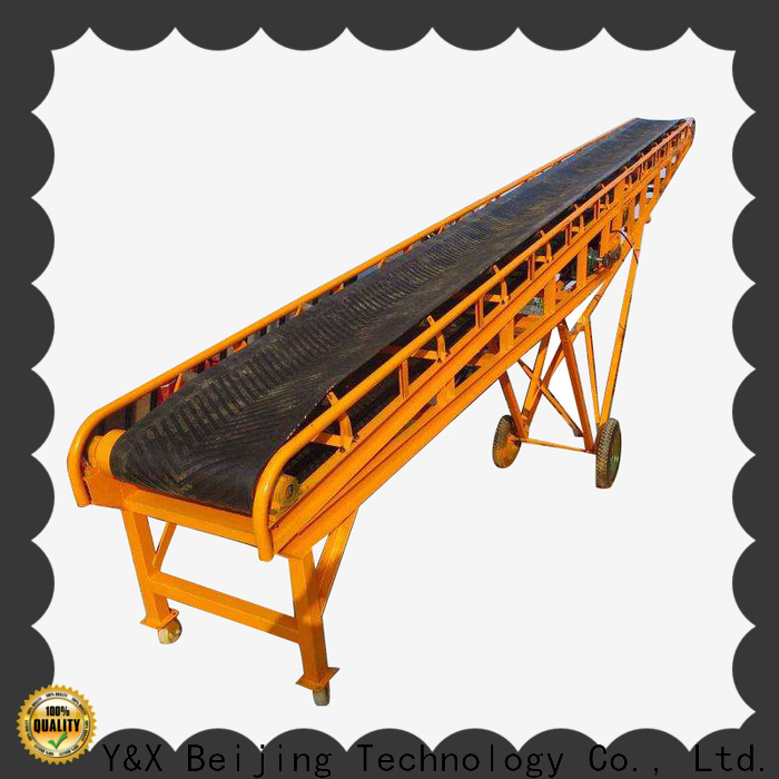 YX hot selling conveyor belt machine inquire now for mining