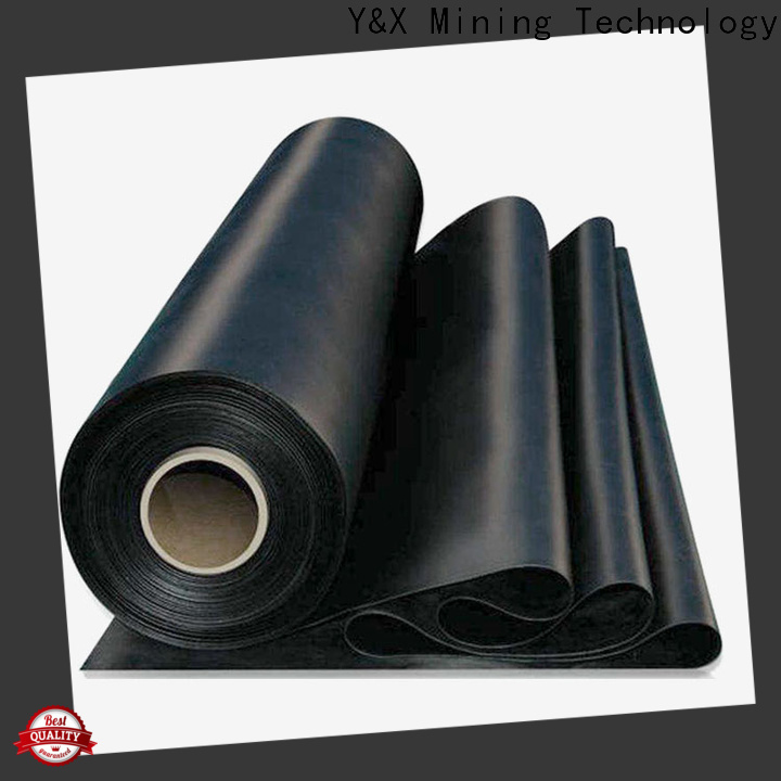 quality heat resistant rubber sheet directly sale used in mining industry