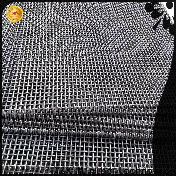 YX metal wire mesh screen directly sale on sale