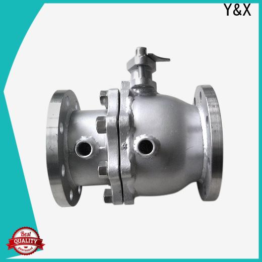 best pump control valve series used in mining industry