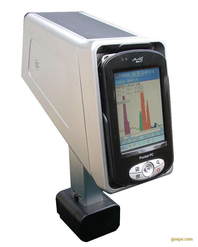 TrueX 800 Handheld Energy Dispersive X-Ray  Fluorescence Spectrometer