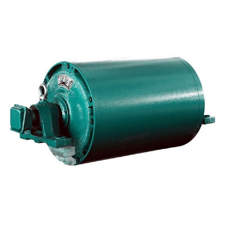 High Intensity Iron Ore Permanent Magnet Cylinder Magnetic Separator