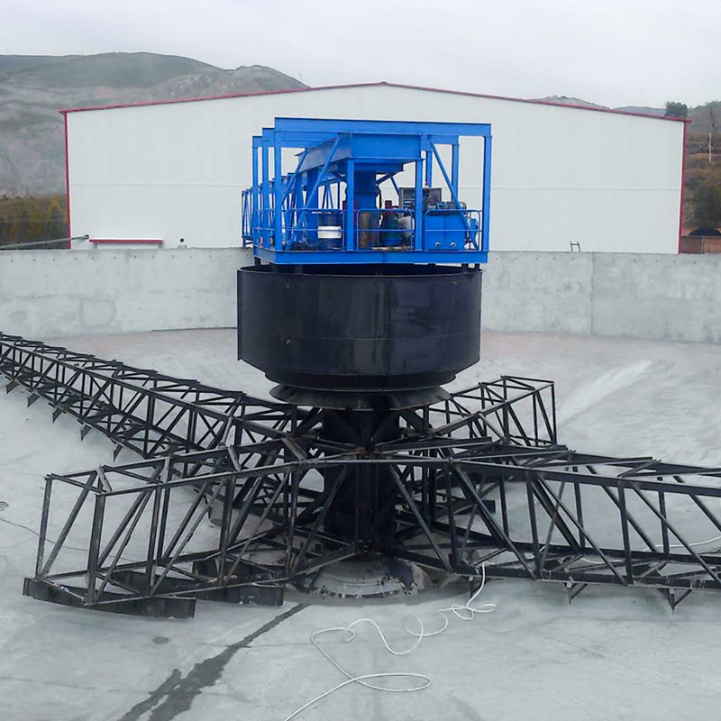Tailing thickener For Concentrating Slurry