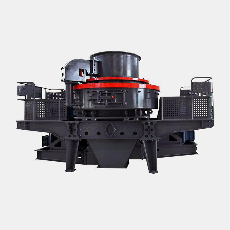 High efficient sand making machine