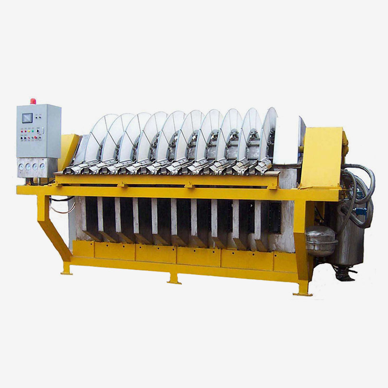 High Quality Filter Equipment Used for solid-liquid separation Process With Good Price-YX